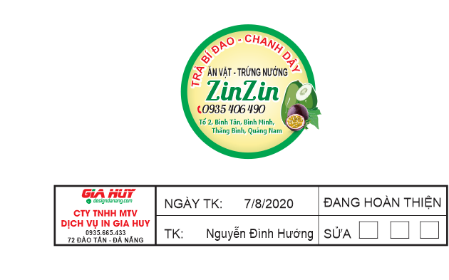 sticker gia re da nang