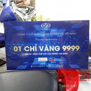 In decal - PP dán formex tại Đà Nẵng 0935.665.433