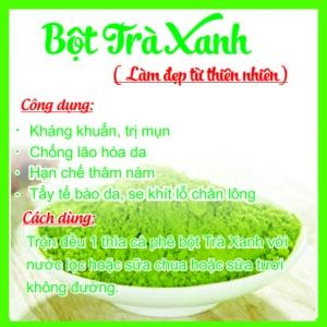 In tem nhãn cho sản phẩm bột thiên nhiên, chuyên in decal nhãn dán 0935.665.433 tại Đà Nẵng