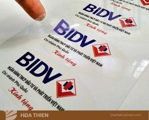 In tem  nhãn decal dán tại Đà Nẵng giá rẻ 0935 665 433 ( Tư Vấn & báo Giá )