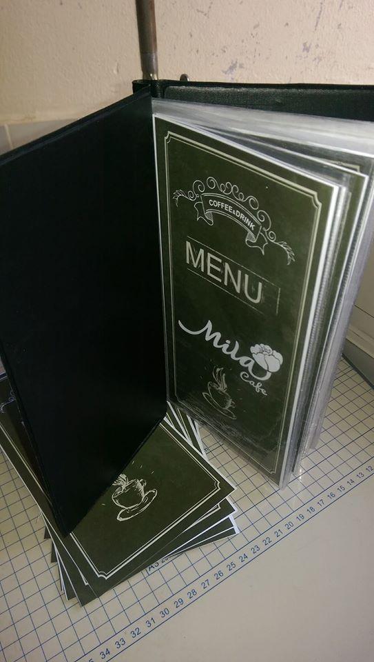In menu tại Đà Nẵng chất lượng cao